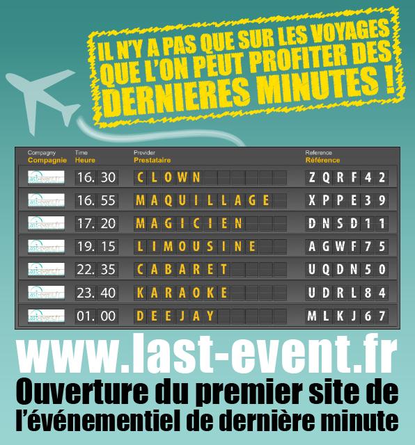 Ouverture Last-Even.fr